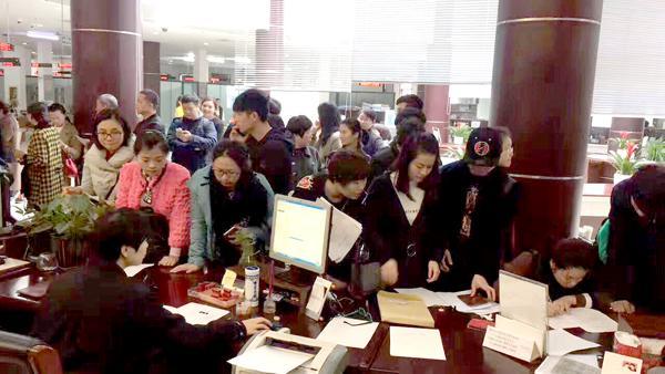 本周户籍迁入安阳街道日均达400人次