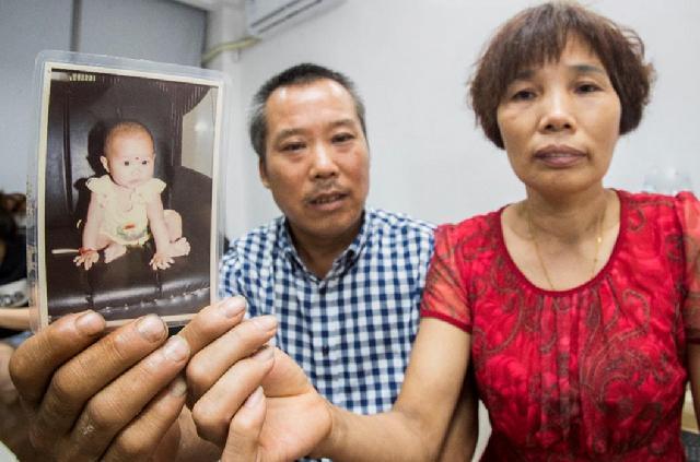 22年前,一对瑞安夫妻在温州抱养了一名女婴,如今他们想帮她找到亲生父母